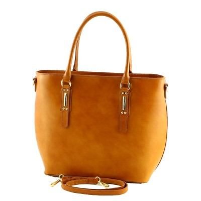 Borsa a mano donna in pelle Irma - IFG 01055