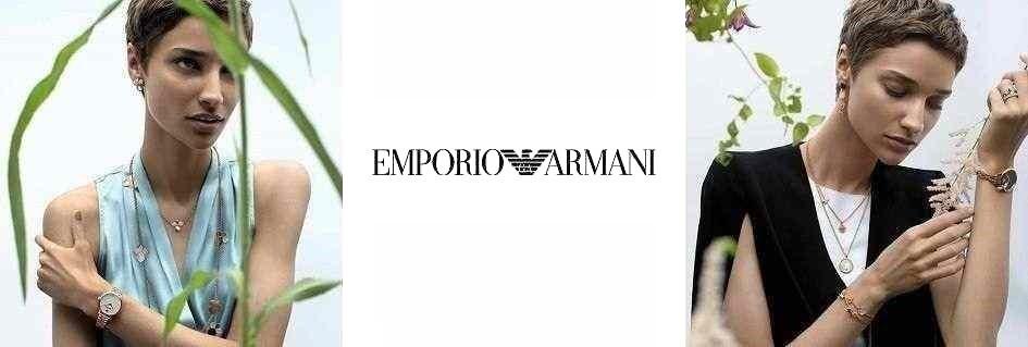 Eccellente collezione di orologi fashion da donna Emporio Armani realizzati partendo dal design innovativo e moderno