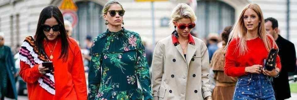 Collezioni esclusive di capi moda di tendenza griffata da donna.