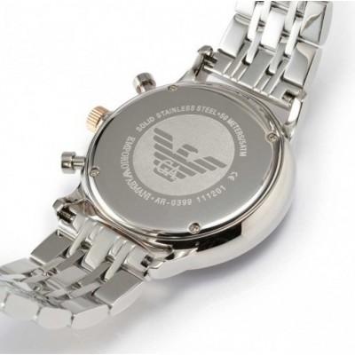Orologio cronografo da uomo Emporio Armani - AR0399-Italianfashionglam