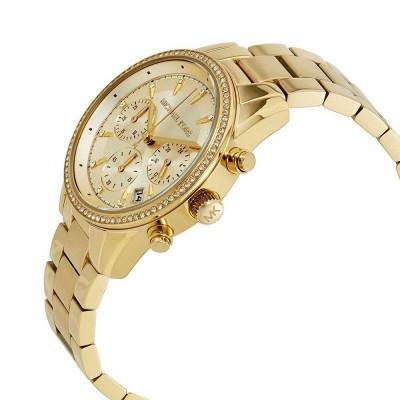 Orologio cronografo da donna Michael Kors - MK6356-Italianfashionglam
