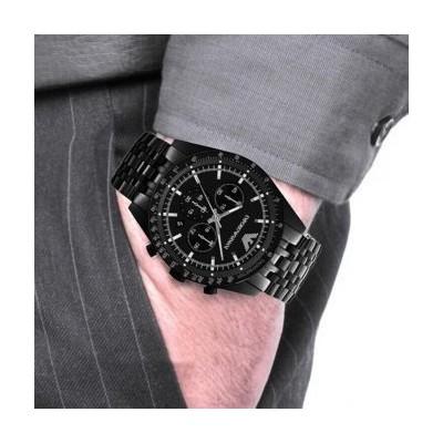 Orologio cronografo da uomo Emporio Armani - AR5989-Italianfashionglam