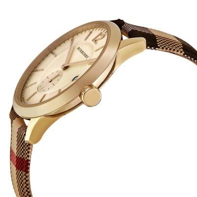 Orologio elegante donna Burberry The Classic Round - BU10001-Italianfashionglam