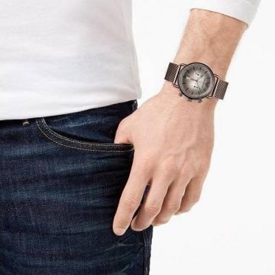 Cronografo trendy uomo Emporio Armani Aviator - AR11169 -Italianfashionglam