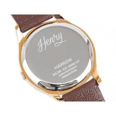 Orologio glamour donna Henry London Harrow - HL39-SS-0052-Italianfashionglam