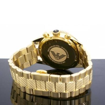 Emporio Armani cronografo fashion uomo - AR5857-Italianfashionglam