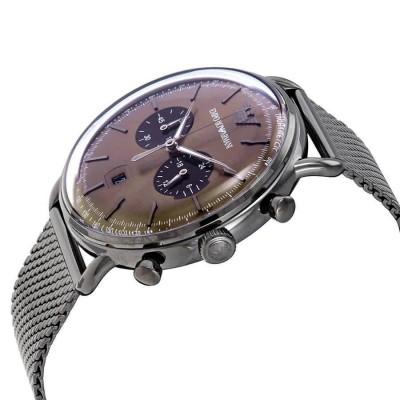 Cronografo Emporio Armani moda uomo Aviator - AR11141-Italianfashionglam