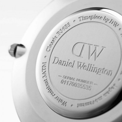 Daniel Wellington orologio unisex Classic Bayswater DW00100282-Italianfashionglam