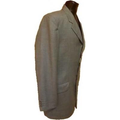 Giacca classica da uomo in fresco lana color grigio Exim GIUO 007-Italianfashionglam