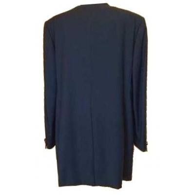 Pal Zileri abito completo cerimonia in lana blu-ACU001-Italianfashionglam