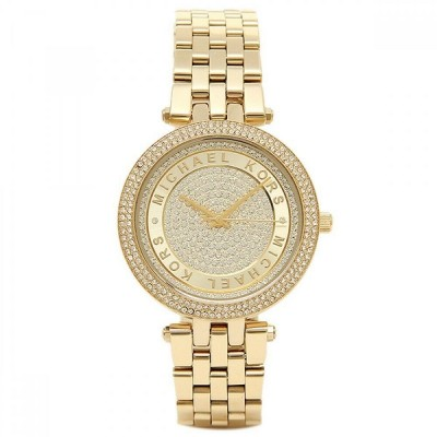 Orologio luxury Michael Kors gold donna Mini Darci MK3445-Italianfashionglam