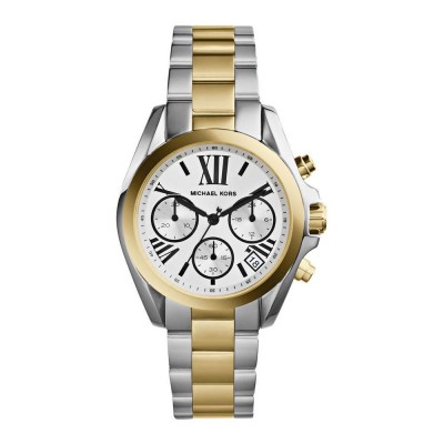 Cronografo glamour Michael Kors donna Bradshaw MK5855 Italianfashionglam