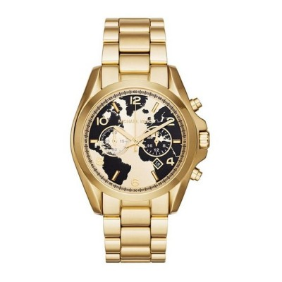Cronografo Michael Kors fashion da donna Bradshaw gold MK6272 Italianfashionglam