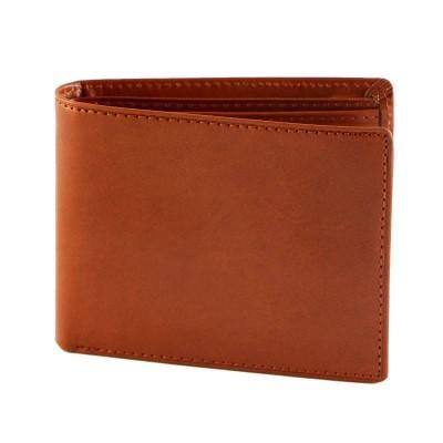 Portafogli da uomo classic in vera pelle arancio Ralph IFG 07053 Italianfashionglam