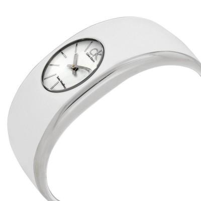 Calvin Klein orologio a bracciale da donna Gloss K6002101 Italianfashionglam