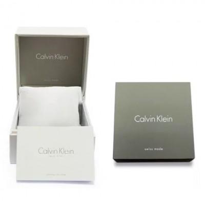 Calvin Klein glass orologio da donna Rockstud K5T33141 Italianfashionglam