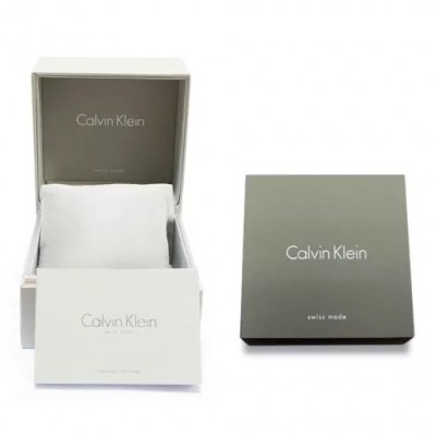 Calvin Klein orologio glamour da uomo Play silver K2W21XD6 Italianfashionglam