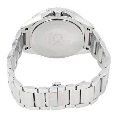Calvin Klein orologio glamour da uomo Play steel K2W21Y46 Italianfashionglam