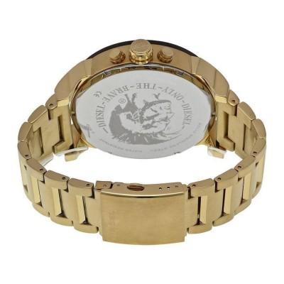 Diesel orologio multifunzione uomo gold Mr Daddy DZ7333 Italianfashionglam