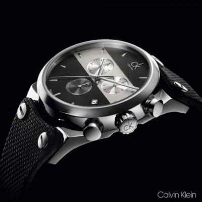 Calvin Klein cronografo glamour da uomo Eager K4B384B3 Italianfashionglam