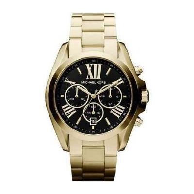Cronografo Michael Kors donna Bradshaw gold MK5739 Italianfashionglam