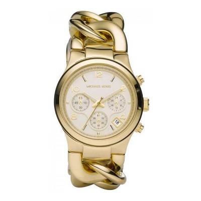 Cronografo glamour da donna Runway Michael Kors - MK3131-Italianfashionglam