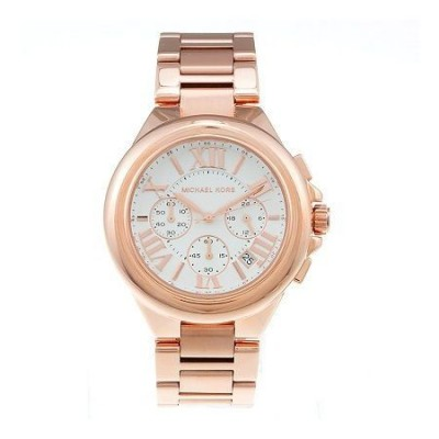 Cronografo luxury Michael kors gold donna Camille MK5757 Italianfashionglam