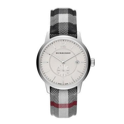 Orologio fashion unisex Burberry The Classic Round - BU10002-Italianfashionglam