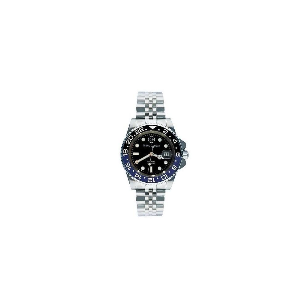 Orologio automatico chic da uomo Grand Geneva BP240158 - Italianfashionglam