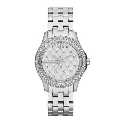 Armani Exchange Hampton - Orologio deluxe donna AX5215 - Italianfashionglam