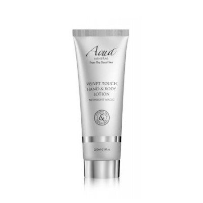 Velvet touch hand & body lotion midnight magic Aqua Mineral-Italianfashionglam
