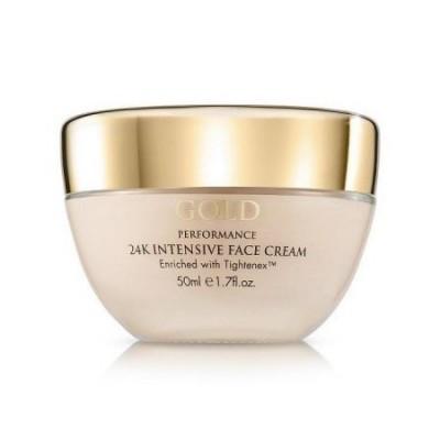 24k Intensive face cream - Crema del viso con oro 24k - Italianfashionglam