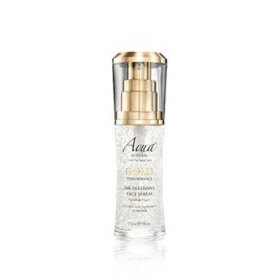 24k Intensive face serum - Siero intenso viso con oro-Italianfashionglam