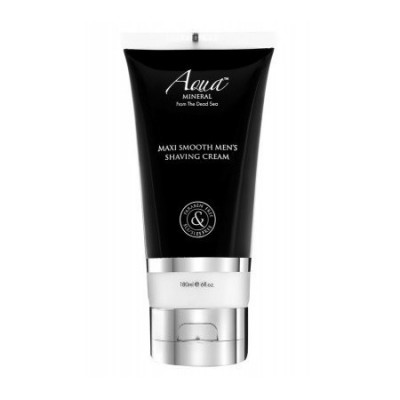 Maxi smooth shaving cream- La crema per la rasatura-Italianfashionglam