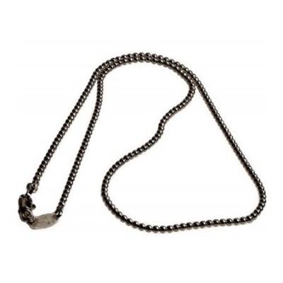 Collana girocollo glam donna in argento a sfere lucide-Italianfashionglam