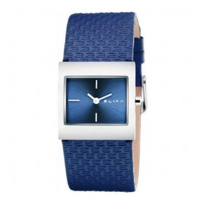 Orologio Elixa luxury donna Finesse blue E087-L329-Italianfashionglam