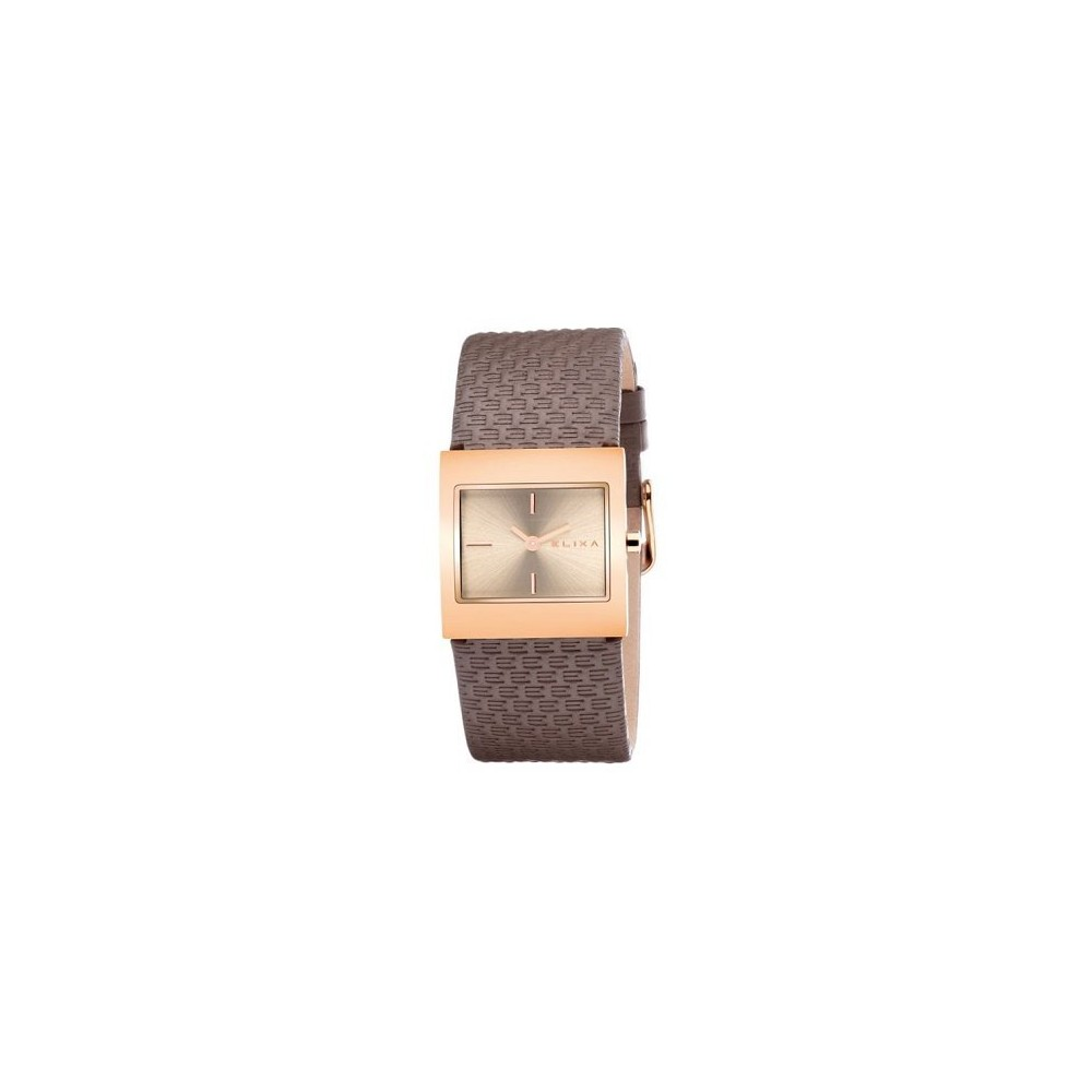 Elixa Finesse E087-L332 orologio glam da donna al quarzo- Italianfashionglam