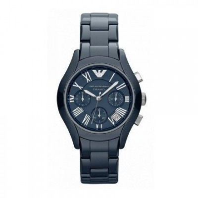 Orologio cronografo da donna Emporio Armani - AR1470-Italianfashionglam