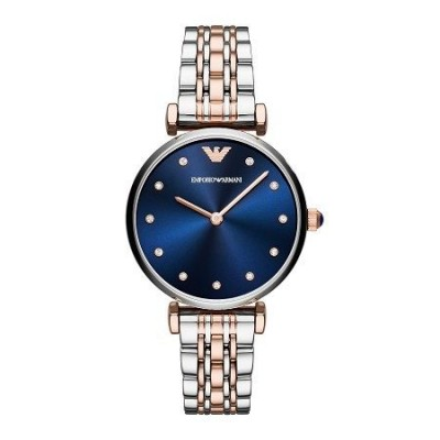 Orologio fashion donna Emporio Armani Gianni T Bar - AR11092-Italianfashionglam