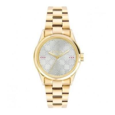 Furla Eva orologio luxury da donna gold and silver R4253101519 Italianfashionglam