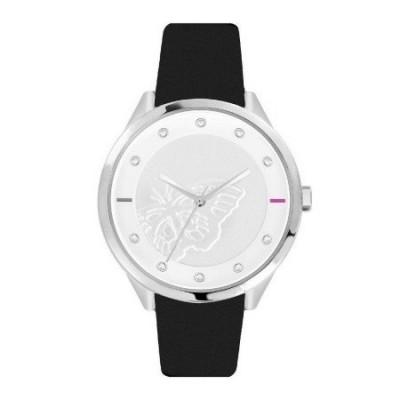 Orologio trendy da donna argento bianco Furla Metropolis R4251102530 Italianfashionglam