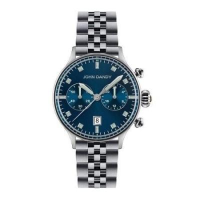 Cronografo sportivo da donna John Dandy JD-2573L-04M-Italianfashionglam