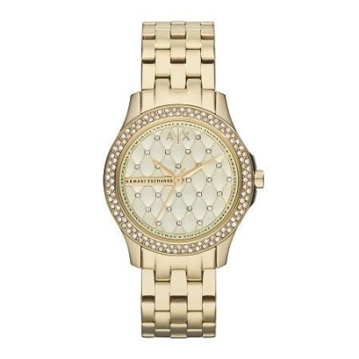Armani Exchange Hampton AX5216 orologio luxury a donna-Italianfashionglam