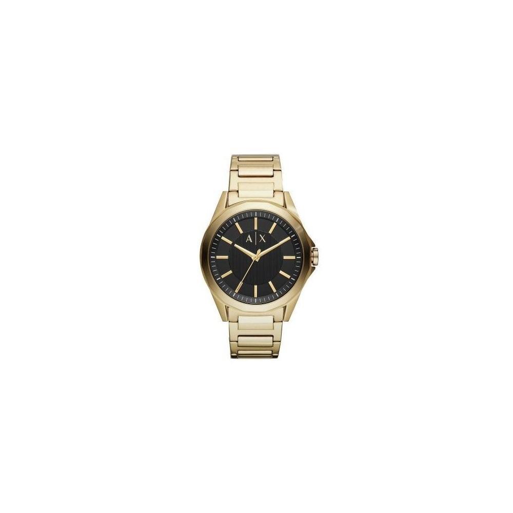 Armani Exchange orologio gold luxury uomo AX2619 Italianfashionglam