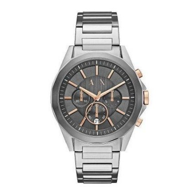 Armani Exchange Drexler luxury cronografo uomo AX2606 Italianfashionglam