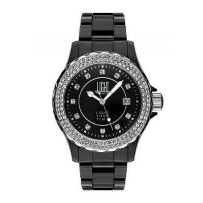 Orologio Light Time Black Or White L071C - Donna - Italianfashionglam