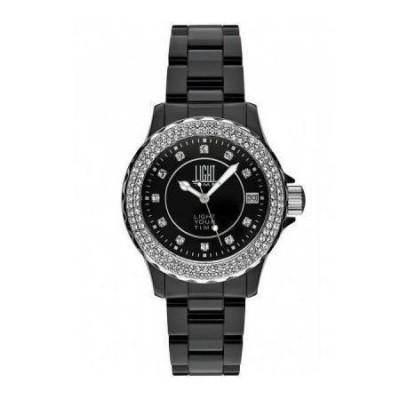 Orologio Light Time Black Or White L073C - Donna - Italianfashionglam