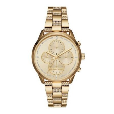 Cronografo fashion donna Michael Kors Slater - MK6519-Italianfashionglam