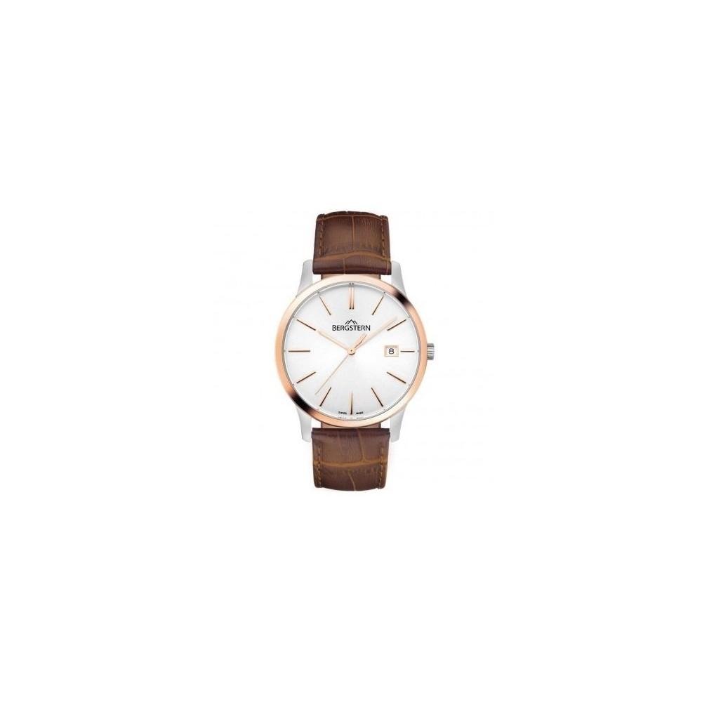 Orologio elegante uomo Bergstern Harmony - B008G061-Italianfashionglam