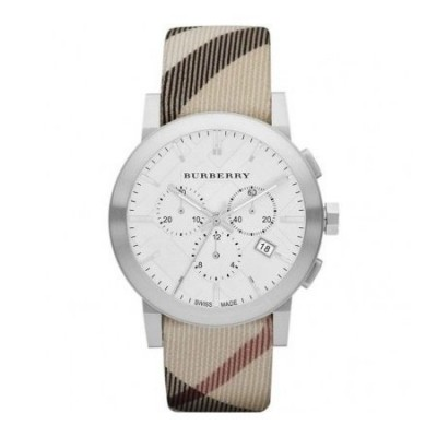 Cronografo elegante da uomo Burberry The City - BU9357-Italianfashionglam